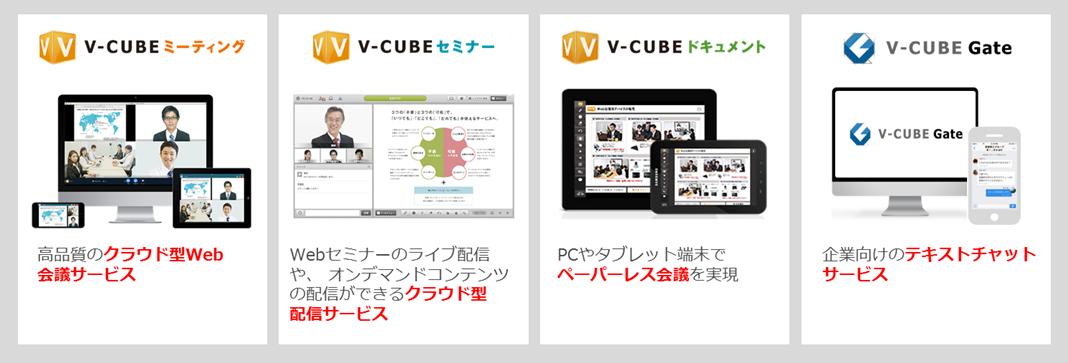 V-CUBE Web会議・Webセミナー クラウドサービス|ネットワーク